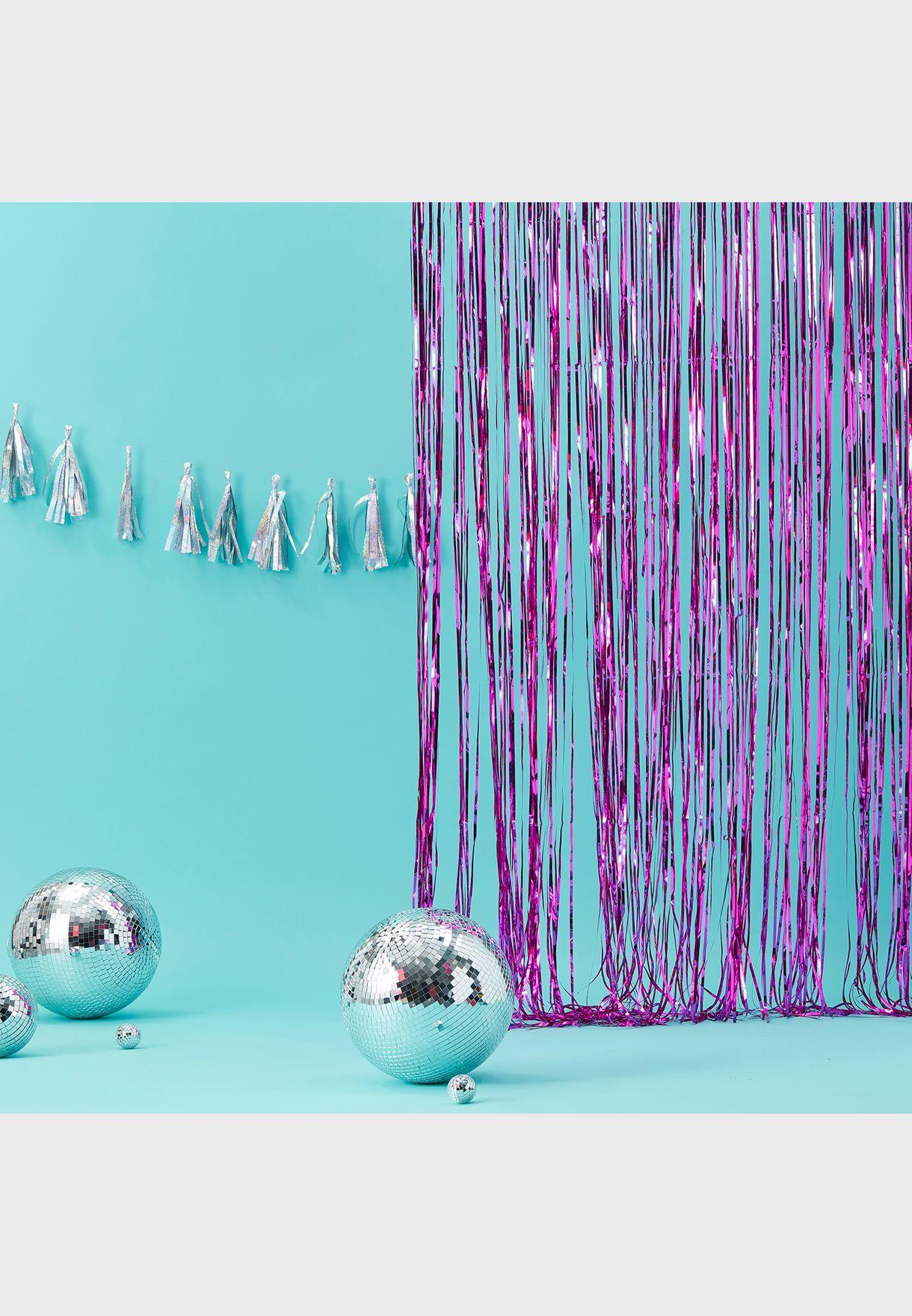 Fringe Curtain