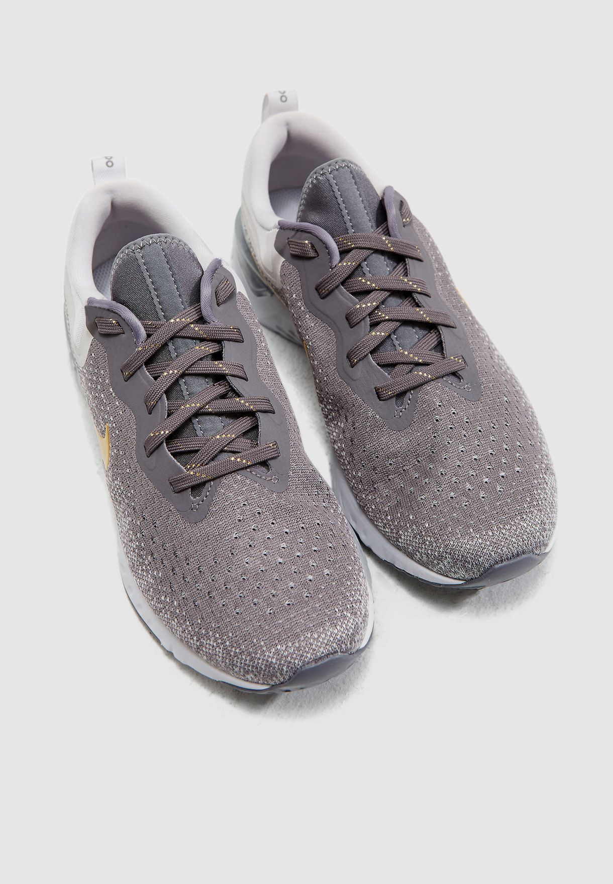 5f6c4fea07810 Shop Nike grey Odyssey React Met PRM AV3049-001 for Women in Saudi ...