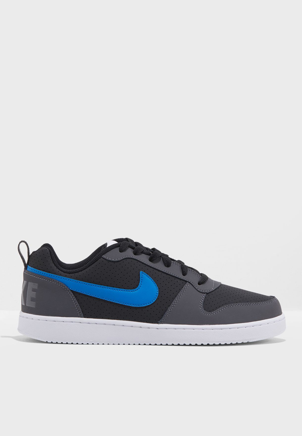 Shop Nike black Court Borough Low 838937-006 for Men in UAE ... f11042710772e