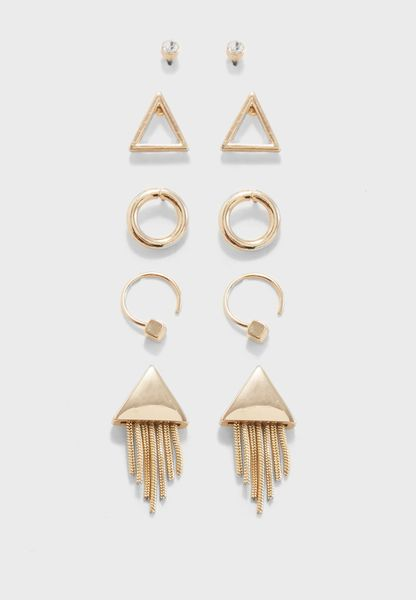 Basilea Earrings