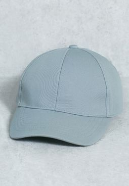 Washed Curved Peak Cap