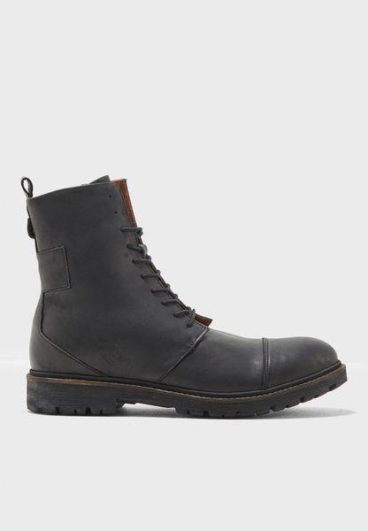 Mill Combat Boot
