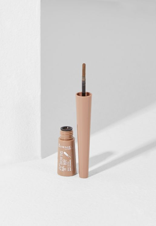Brow Shake Filling Powder- 001 Blonde