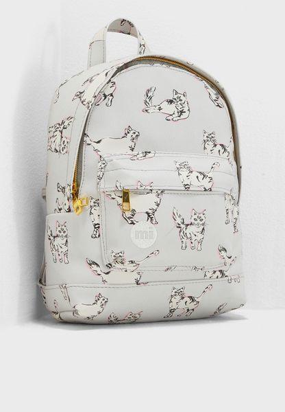 Gold Super Mini Backpack