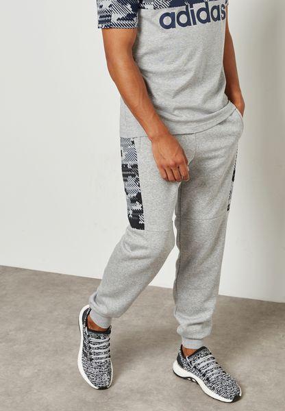 Essential Camo Sweatpants