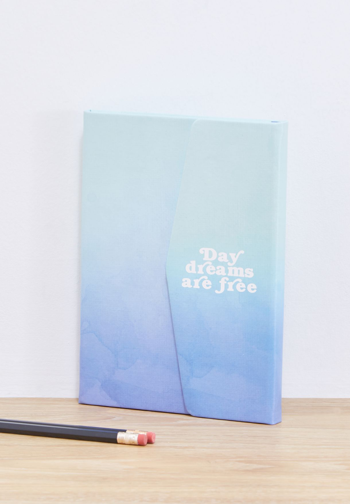A5 Day Dreams Are Free Magnetic Close Journal