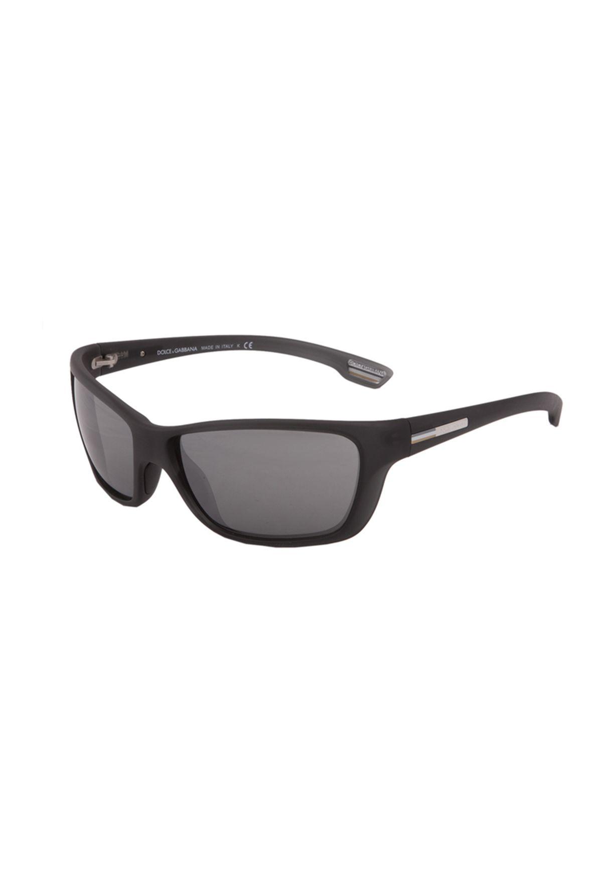 cd533a50b5b8 Shop Dolce   Gabbana grey Dg Luxury Sunglasses for Women in Qatar ...
