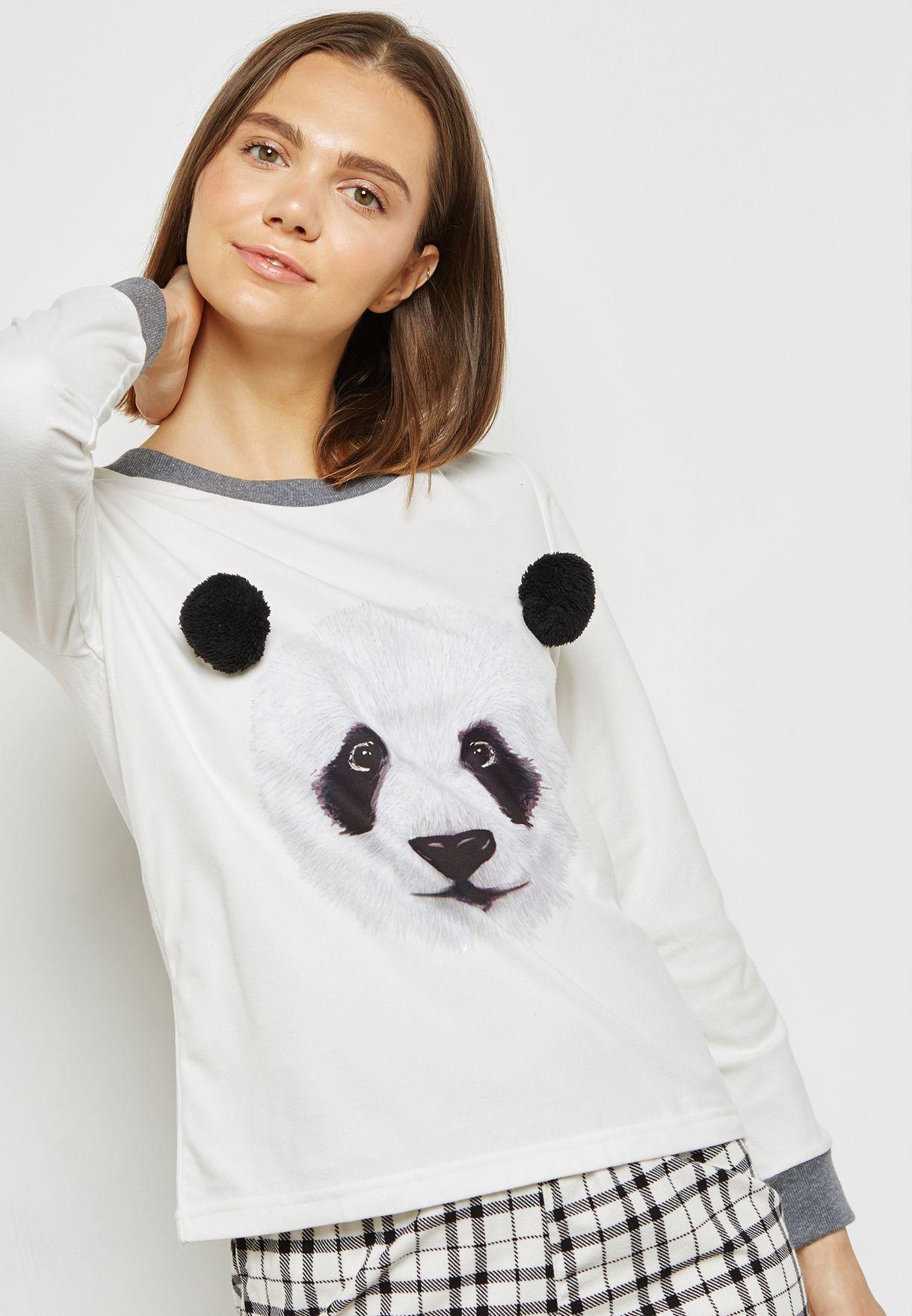 Printed Pyjama Set