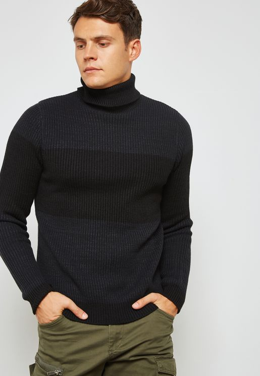 Tampa Roll Neck Sweater