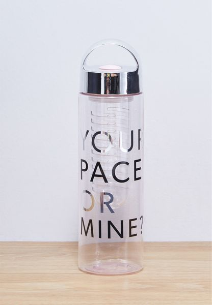 Your Place or Mine Infuser Water Bottle