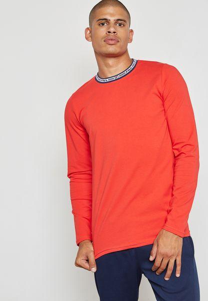 Marco Neckline T-Shirt