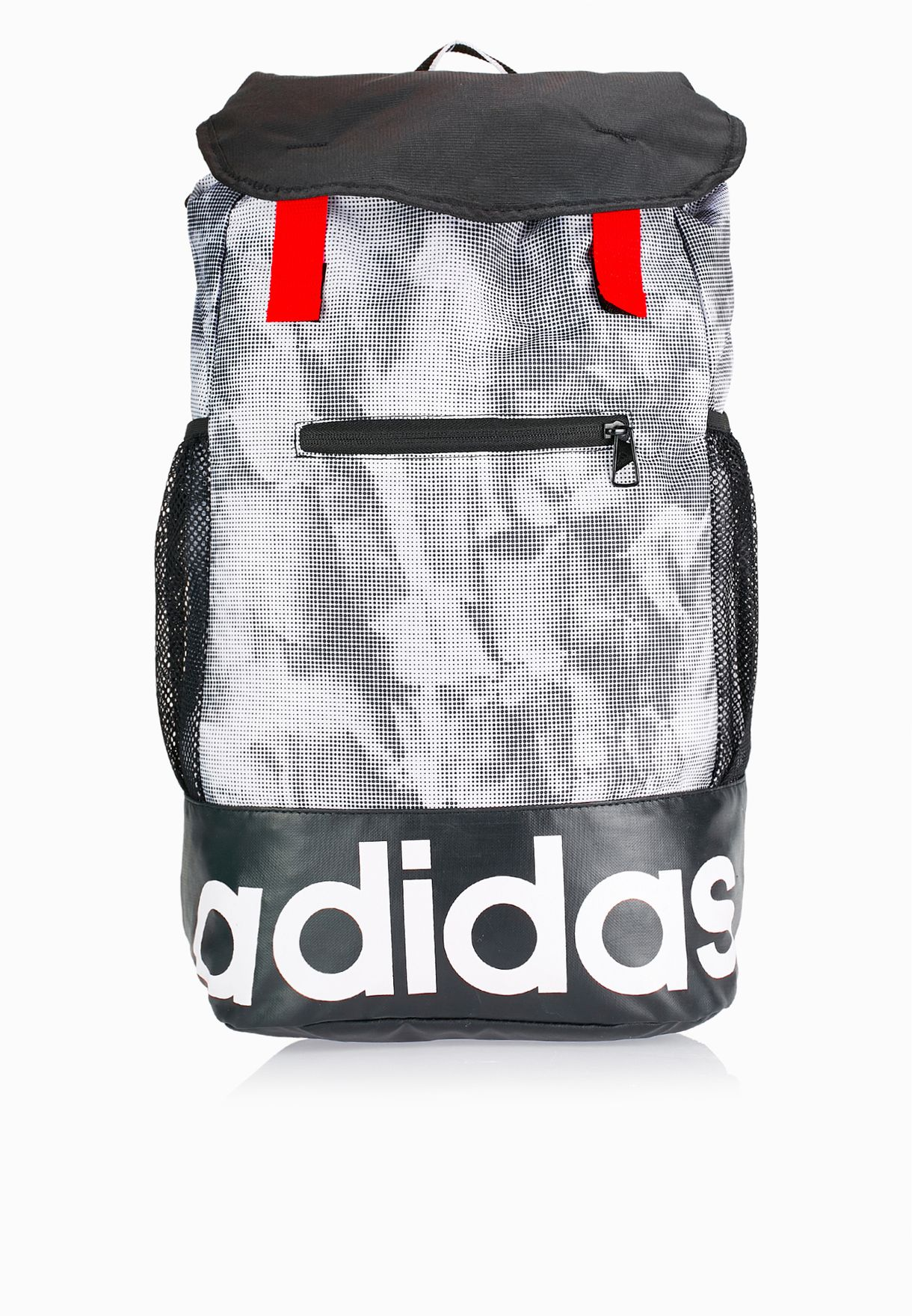 641c17b3908d Shop adidas monochrome Linear Performance Backpack AI9112 for Women in  Bahrain - AD476AC42VNP