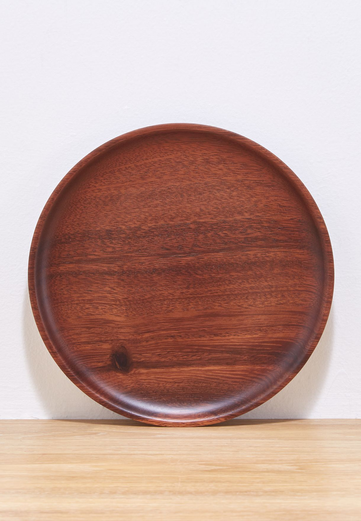 Large Wooden Plate 25cm