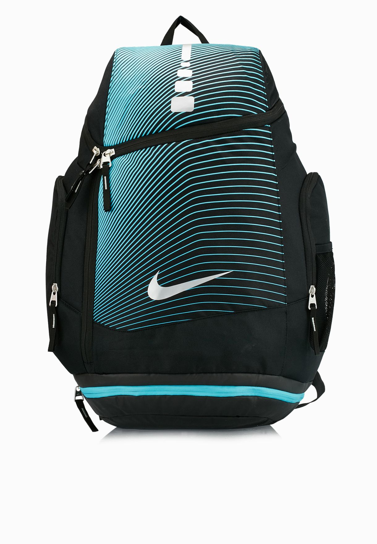 1b4b6be6a751 Shop Nike black Hoops Elite Max Air Backpack BA5264-014 for Men in Saudi -  NI727AC42DOF