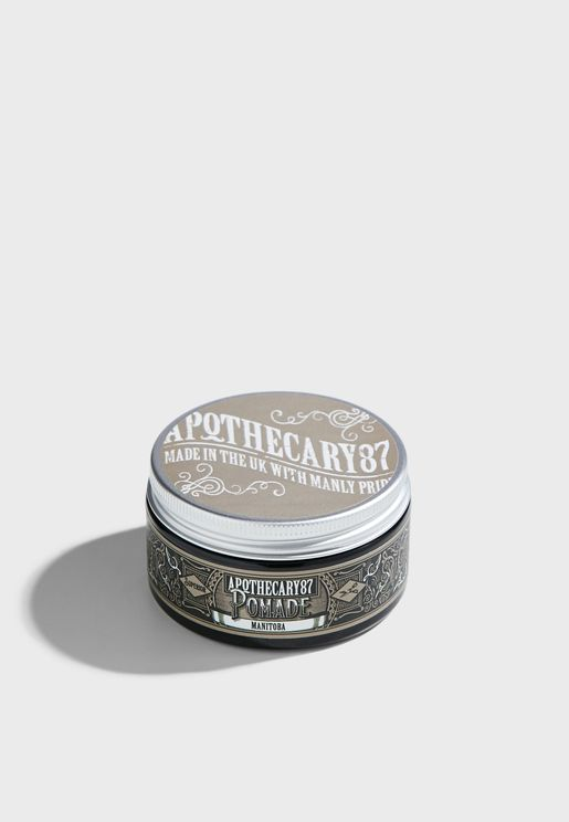 Hair Pomade - Manitoba 100ml