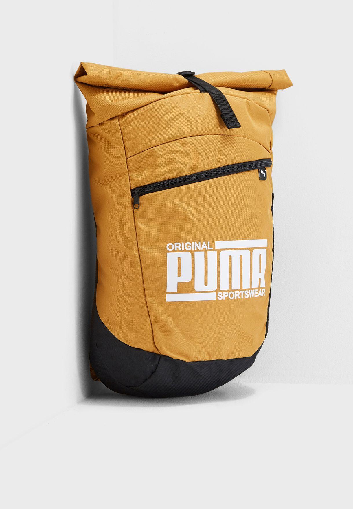 4430f85b33 Shop PUMA multicolor Sole Backpack 7543503 for Men in Qatar - PU020AC42ELT