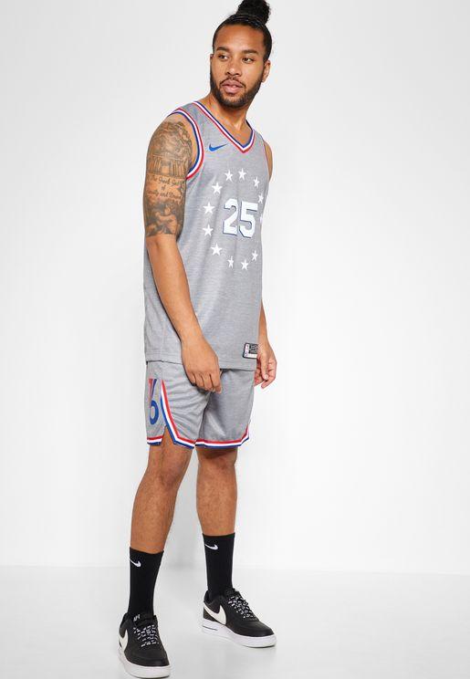 Philadelphia 76ers Swingman Shorts