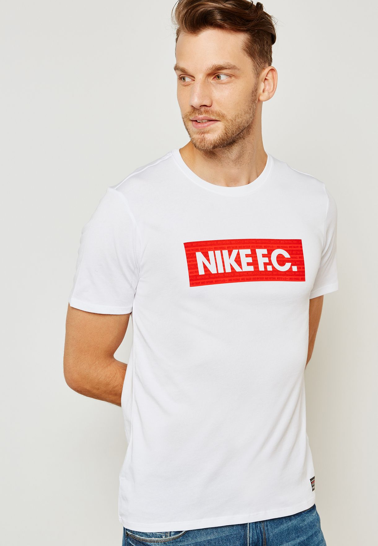 Dri-FIT Block F.C. T-Shirt
