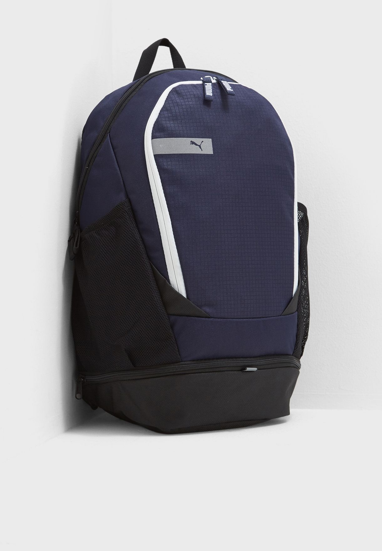 ded07a8b00 Shop PUMA navy Vibe Backpack 7549102 for Men in Saudi - PU020AC42EPP
