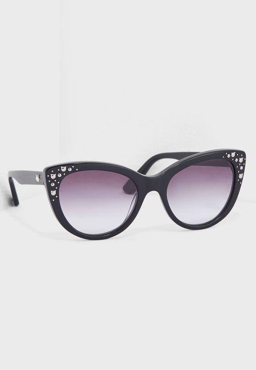 نظارة شمسية بشكل عين قطة KL966S