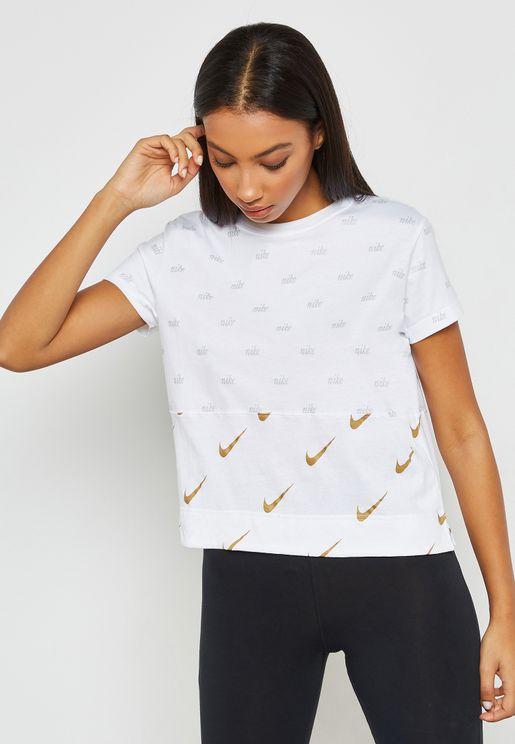NSW Metallic T-Shirt