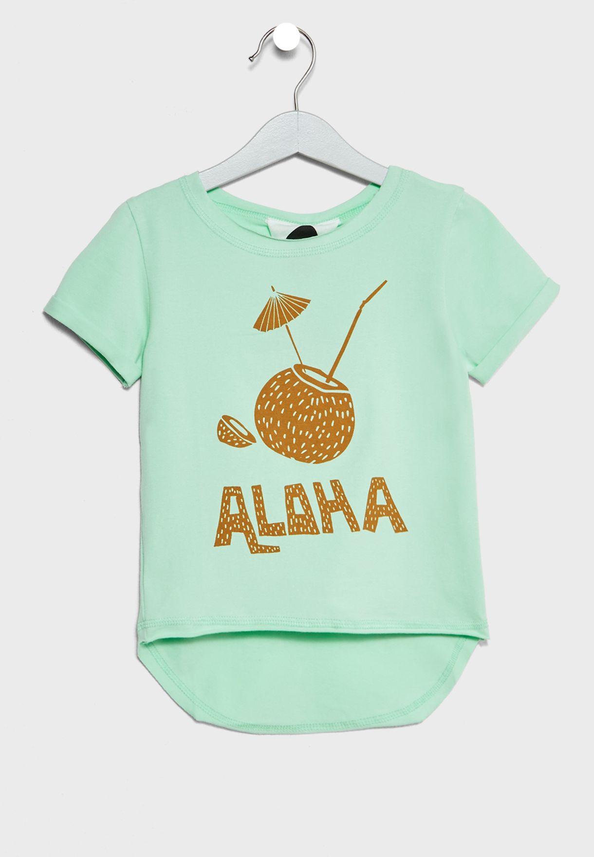 Little Coconut T-Shirt
