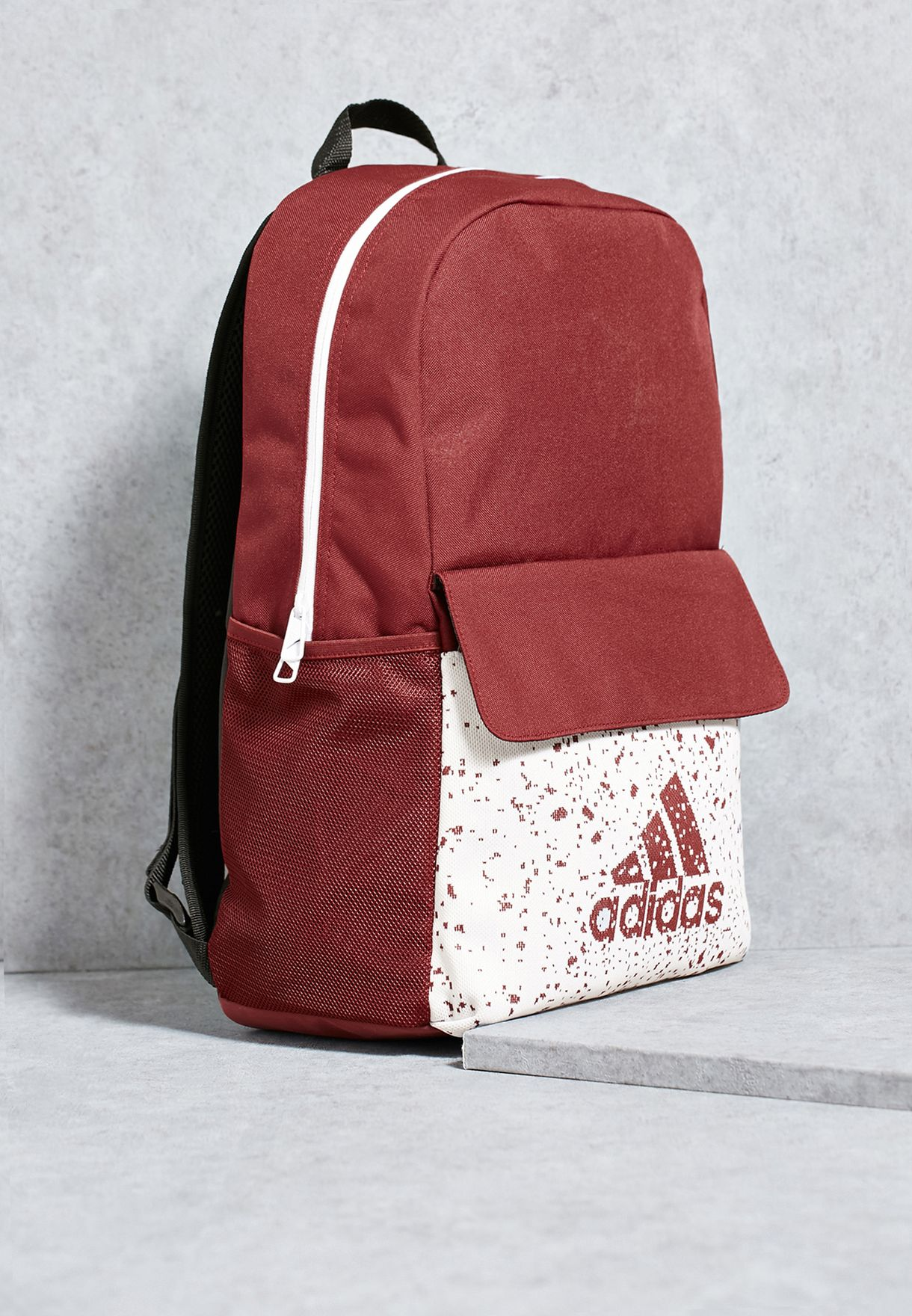 690d12c07 Shop adidas red Classic Backpack BP7875 for Kids in Kuwait ...