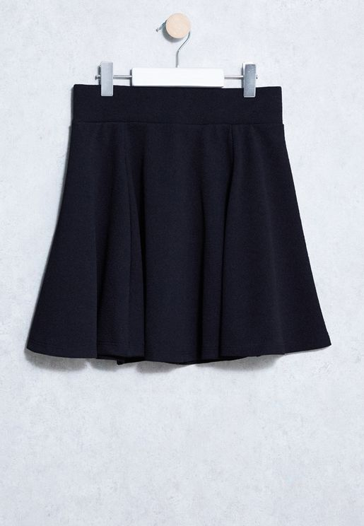 Teen Riverpool Skater Skirt