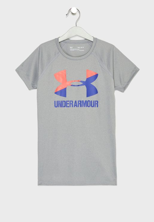 Youth Logo Solid T-Shirt
