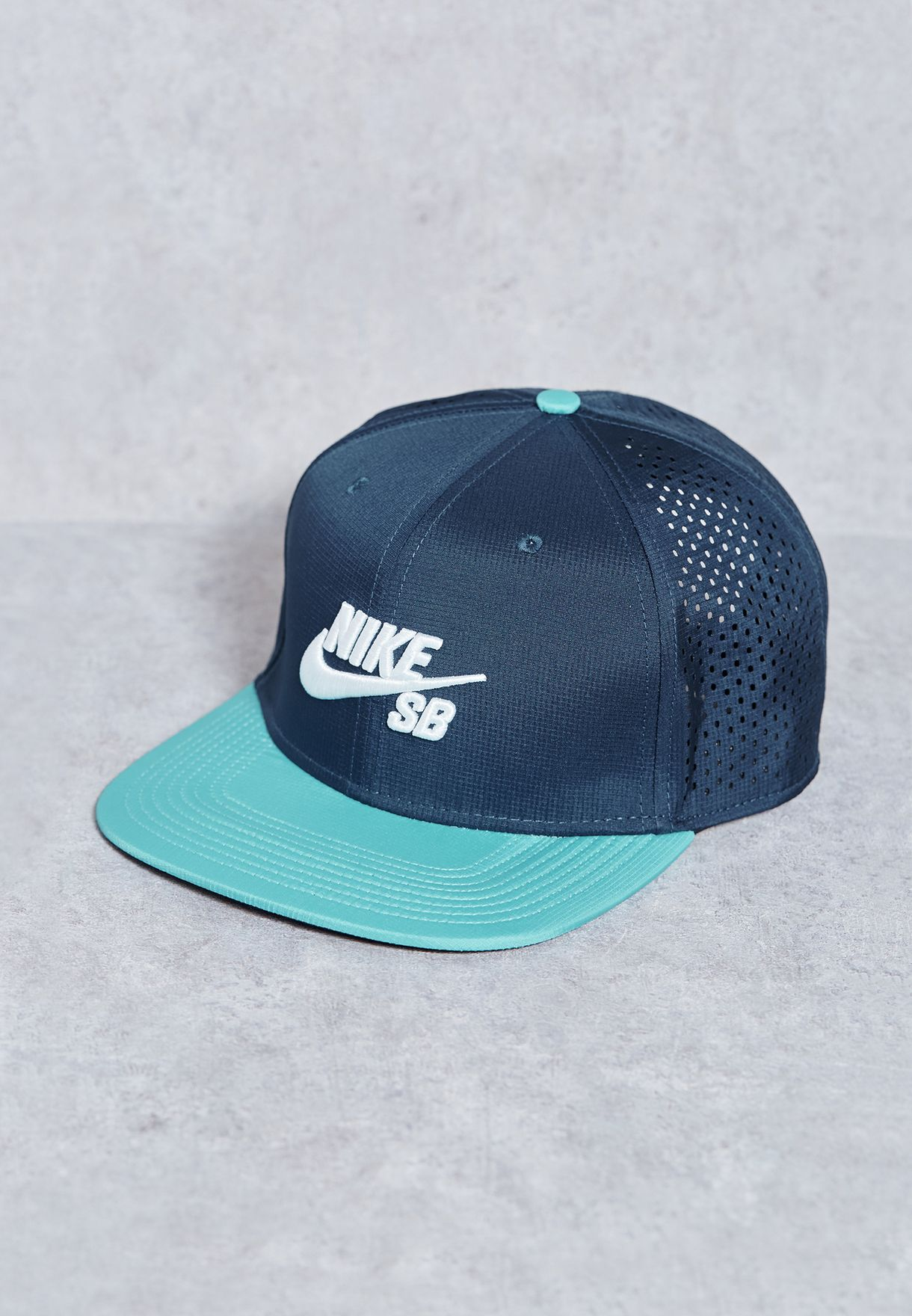 11b47a1193a Shop Nike blue SB Performance Trucker 629243-452 for Men in UAE ...