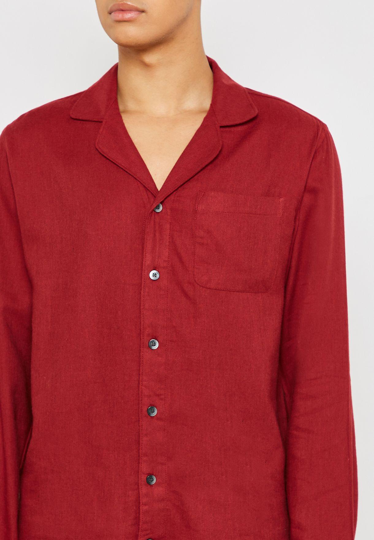 Essential Nightwear Shirt