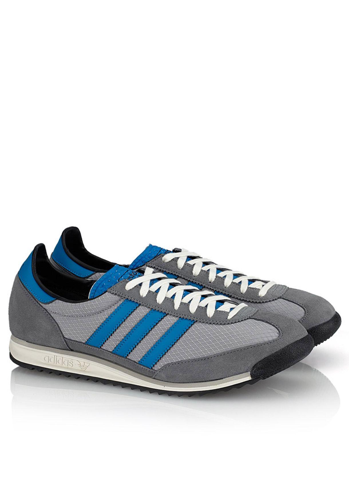 Fuente Mecánicamente Árbol de tochi  Buy adidas Originals grey SL 72 for Men in MENA, Worldwide | G96484