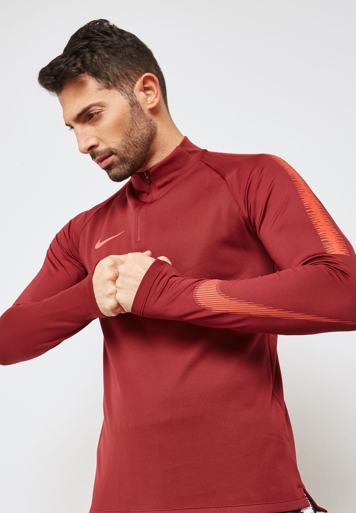 347e0f19 Nike Long Sleeve Shirts With Thumb Holes - Aztec Stone and Reclamations