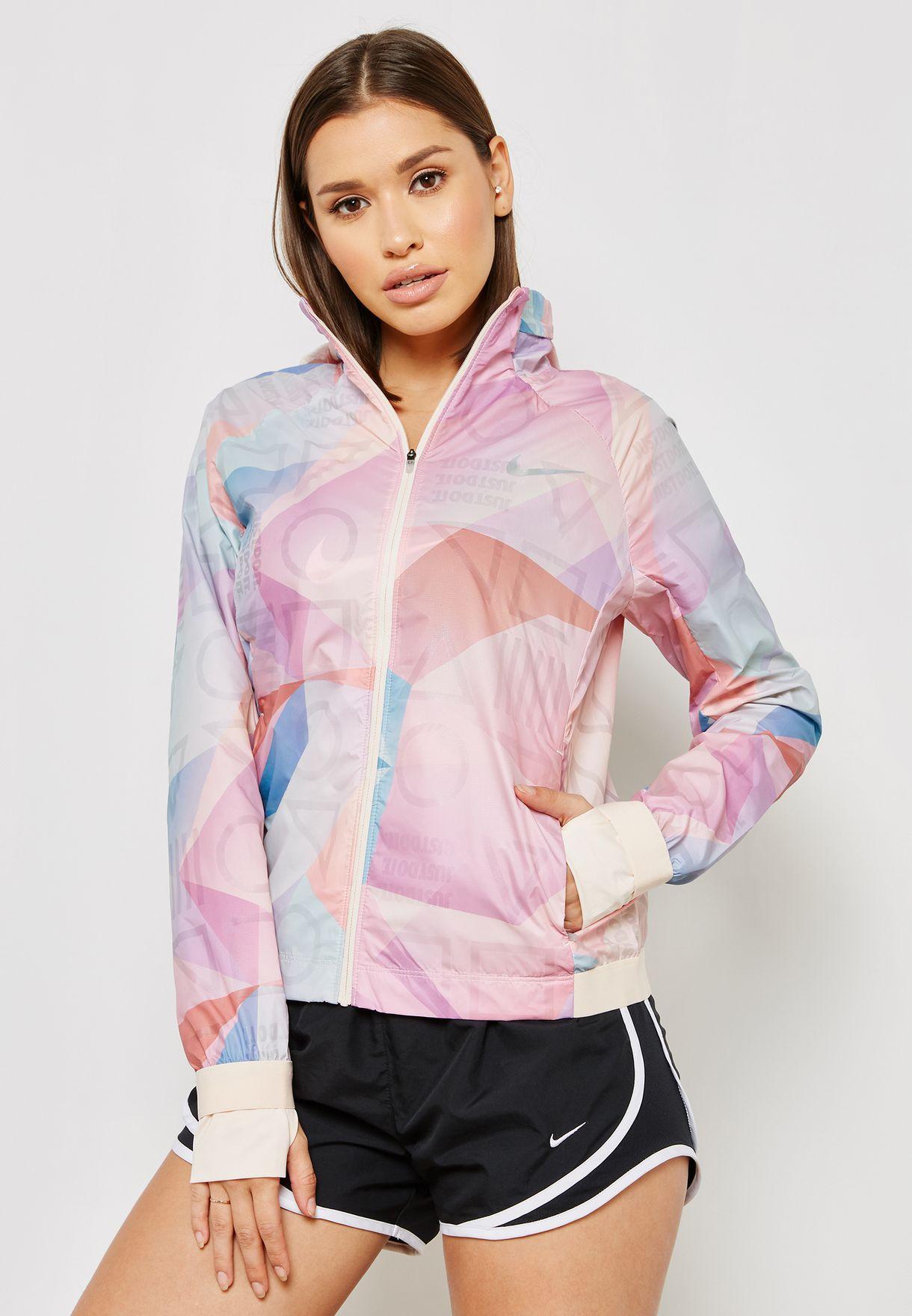 Shield Hooded Jacket