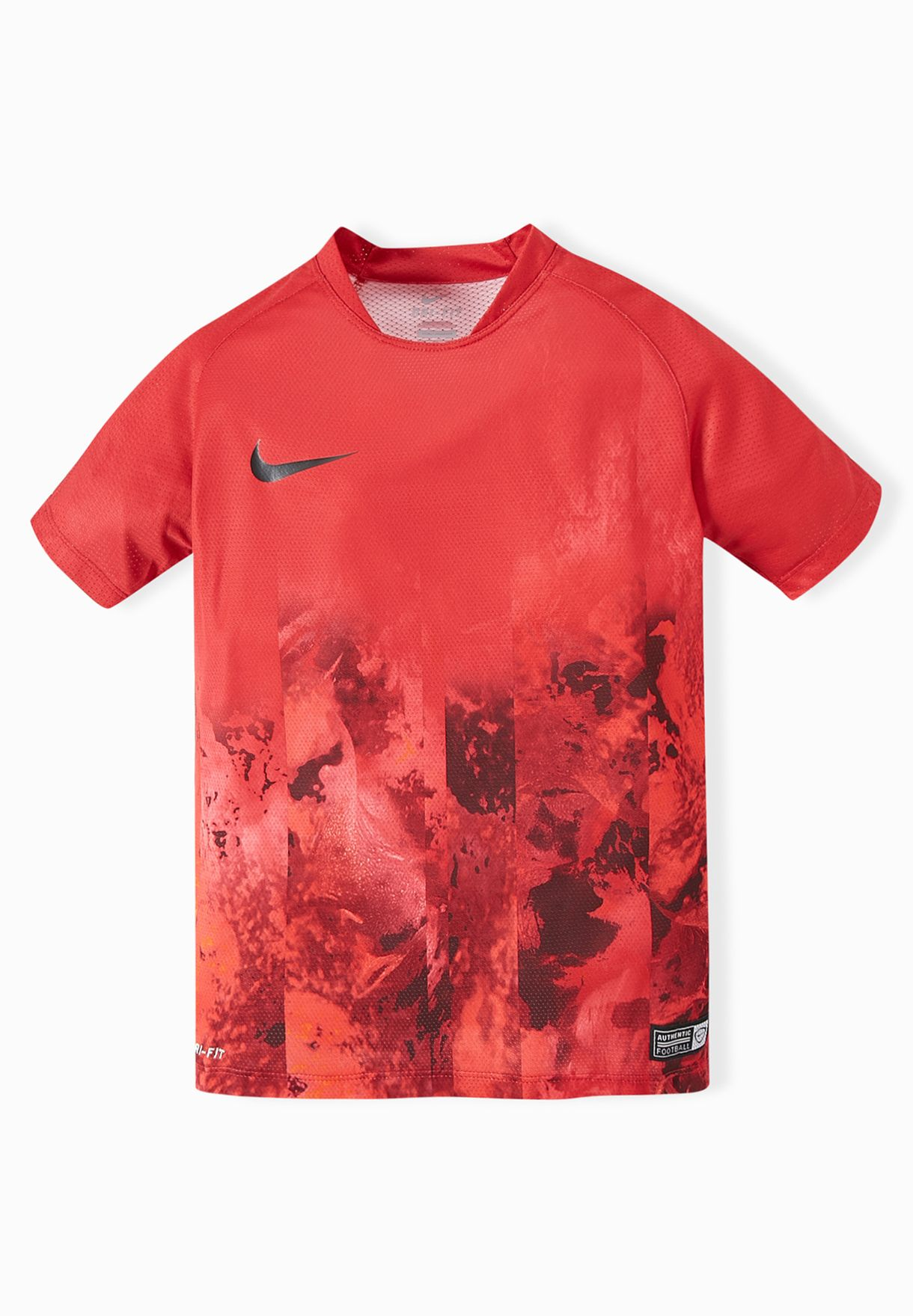 cc8f3593 Shop Nike red Youth Flash Cr7 T-Shirt 714976-657 for Kids in Bahrain ...