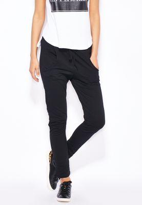 Ginger Plain Drawstring Pants