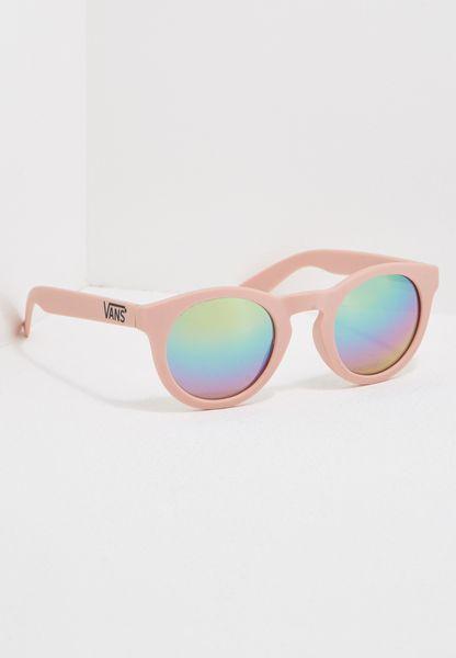 vans sunglasses Pink