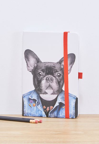 A5 Dylan Dog Printed Notebook