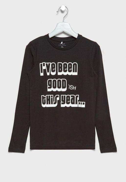 Tween Christmas T-Shirt
