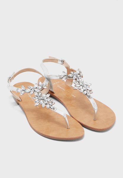 Wide Fit Fabrice Sandal