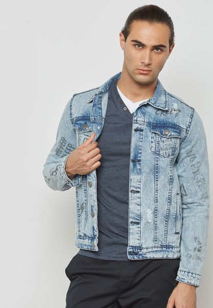 Harrogate Denim Jacket