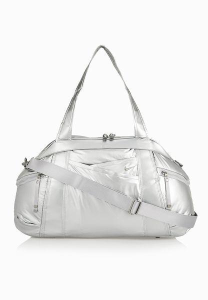 Shop Nike Silver Victory Gym Club Bag BA5010 010 For Women In Saudi