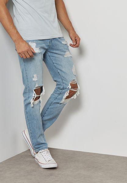 Sid Slim Fit Jeans