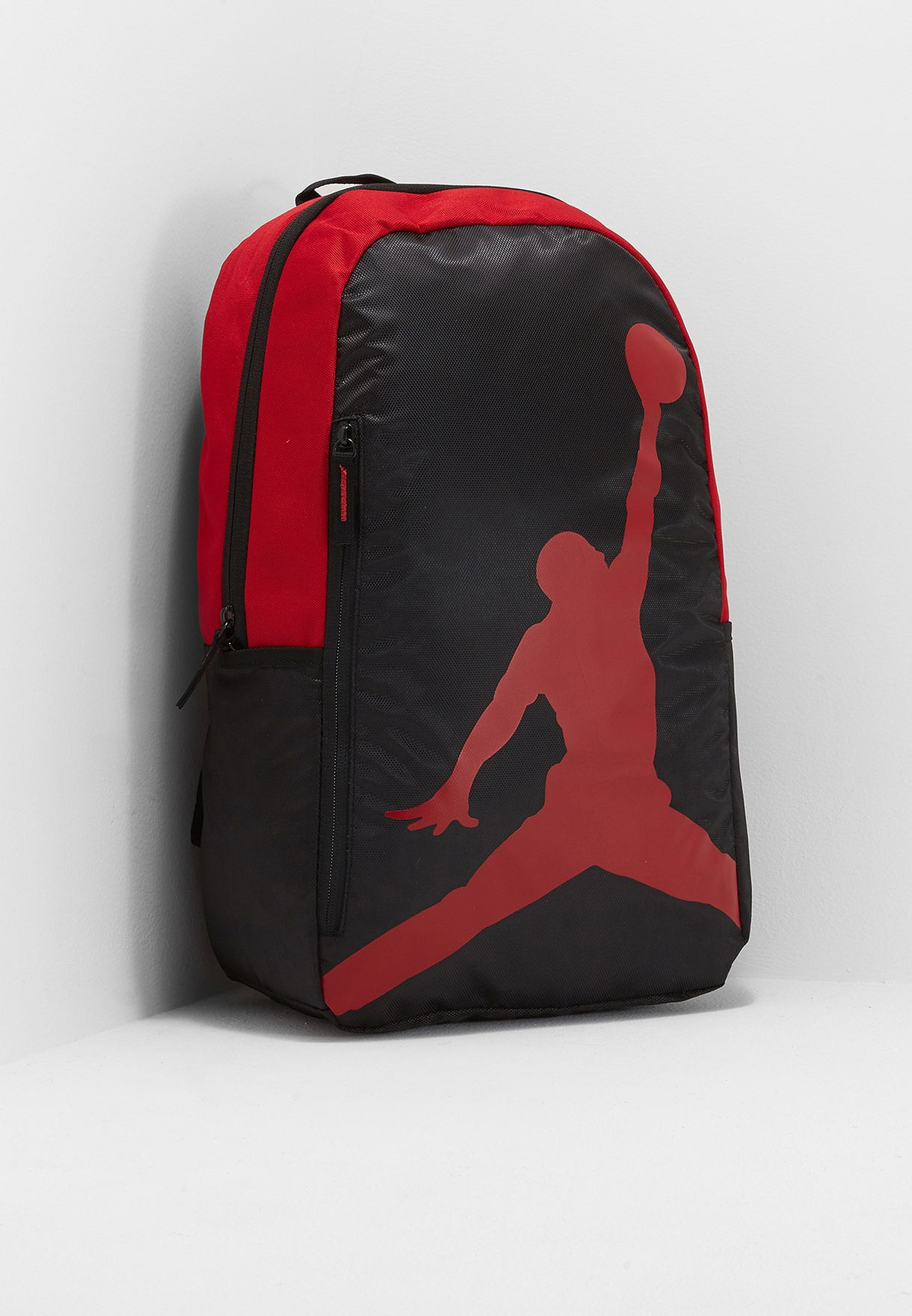 6aae67344b5 Shop Nike red Jordan Jumpman Backpack 9A1911-KR5 for Kids in UAE ...