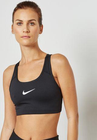 c2c7ea22ff Shop Nike black Seamless Light Bra 888577-010 for Women in UAE ...