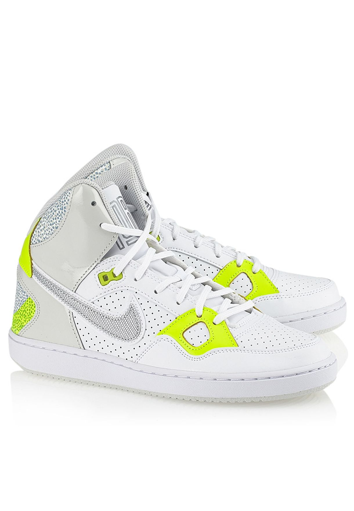 c3abdd080bd0 Shop Nike white Son of Force Mids 616303-103 for Women in Saudi ...