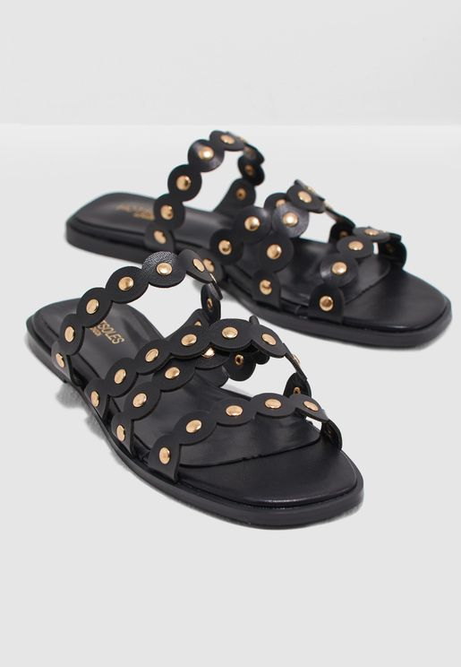 Studd Flat Sandal