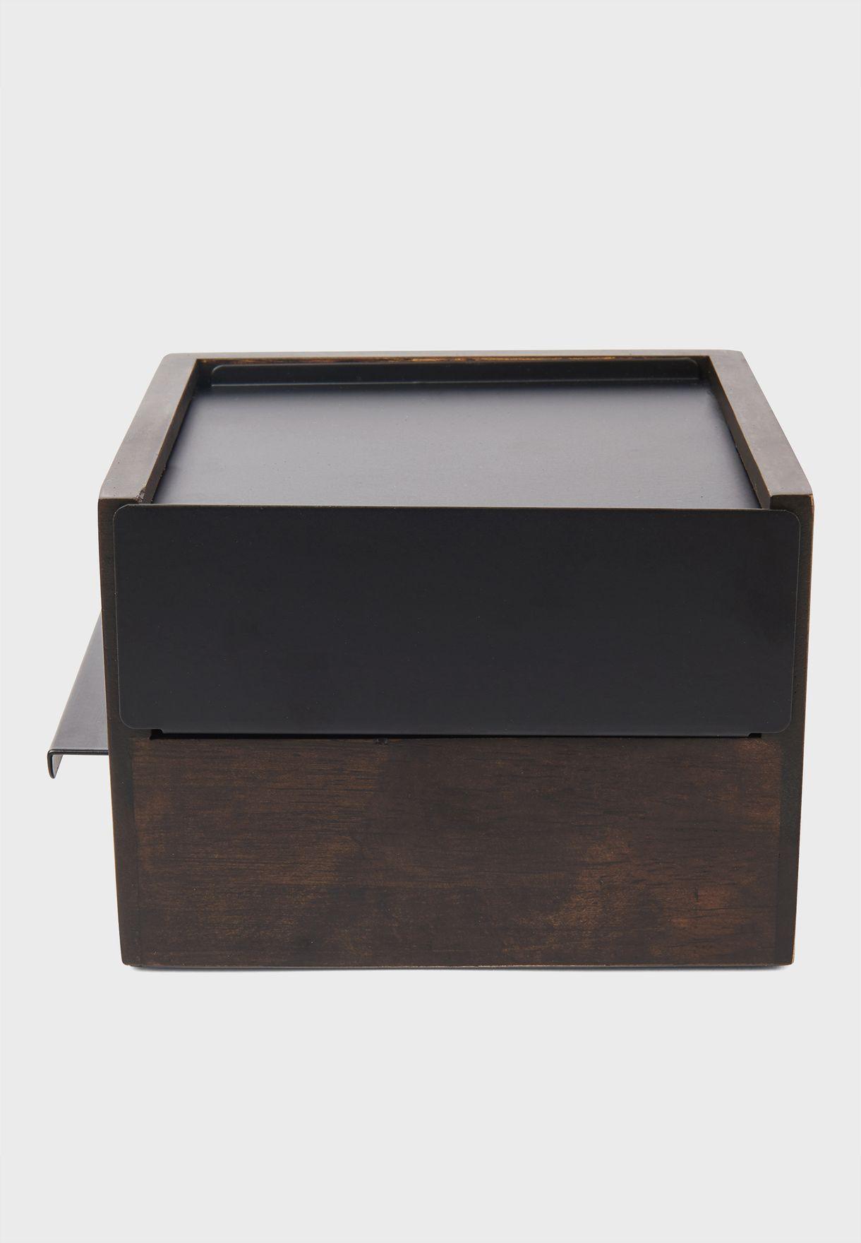صندوق لحفظ المجوهرات