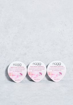 3 Pack Deep Hydration Face Mask