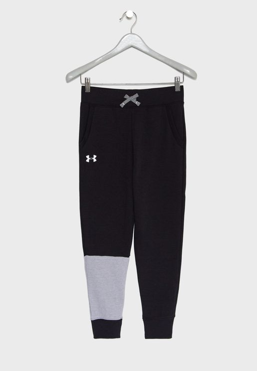 Youth Double Knitted Sweatpants